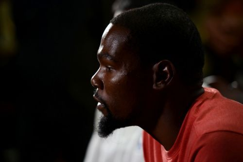 Kevin Durant Owns up to Sending Spiteful Tweets on His Former OKC Thunder Team