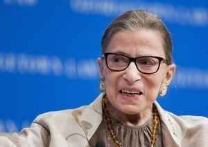 Ruth Bader Ginsburg shares her MeToo moment