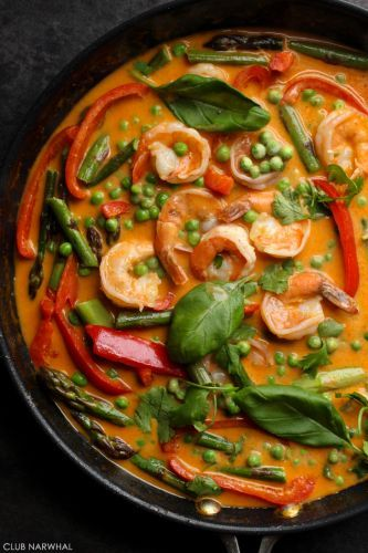 EASY THAI RED CURRY