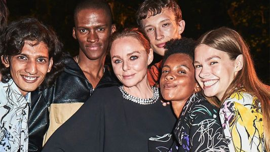 Stella McCartney's sustainability efforts are industry wide