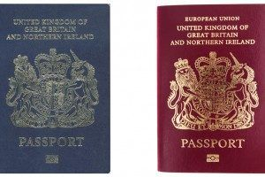 Brexit delay: United Kingdom's new passport without EU tag