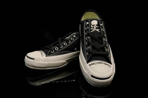 A Closer Look at the mastermind JAPAN x Converse Addict Jack Purcell