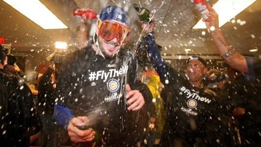 MLB playoffs 2017: Cubs reach NLCS for third straight year to set rematch with Dodgers