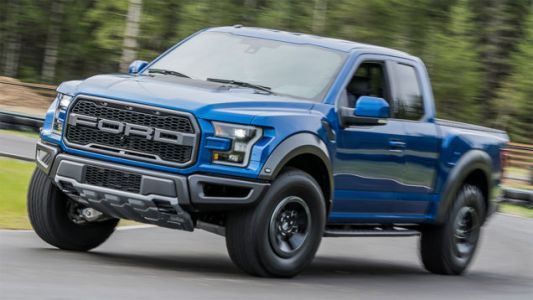 Here's How The Ford Raptor Can Be Both AWD And 4WD