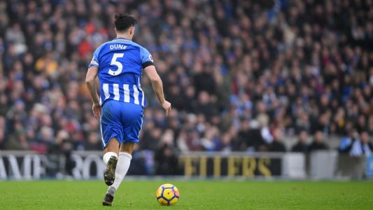 Ouch! Lewis Dunk ties record for own goals in a single Premier League season
