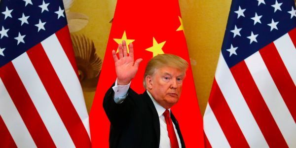 Trump reportedly considered banning Chinese student visas to keep out spies
