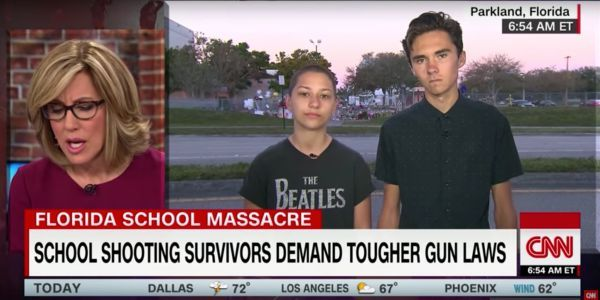 The far-right thinks there's a massive, FBI-linked conspiracy around survivors of the Florida school shooting