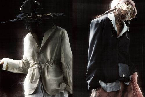 Professor.E Lifts the Hazy Veil Over Its Evocative SS20 Collection