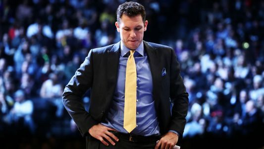 Lakers coach Luke Walton candid on elimination from playoffs