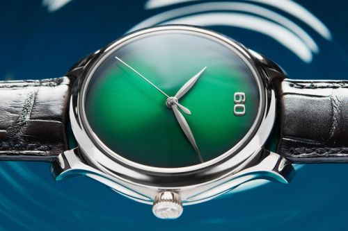 H. Moser & Cie Celebrates the Oriental Watch Company's Diamond Jubilee With Endeavour Concept