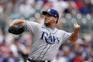 MLB trade deadline: Mets acquire veteran starter Rich Hill from Rays in three-player deal
