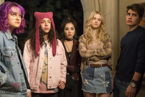 'Runaways' are superheroes for kids - and their parents