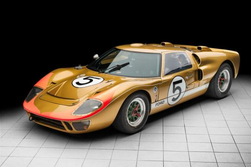 This Legendary Ford GT40 Is Being Auctioned for $10 Million USD