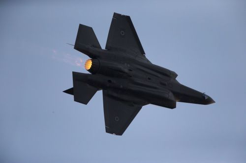U.S. plans to sell 50 F-35 fighter jets to the UAE after accord with Israel