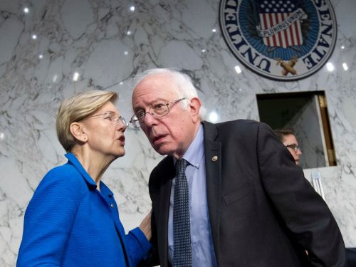 The Sanders campaign looked into whether Warren could serve as vice president and treasury secretary at the same time, according to report