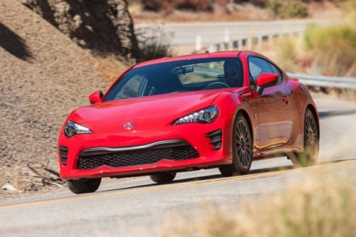 New GT Trim Makes The Toyota 86 A Little More Comfortable