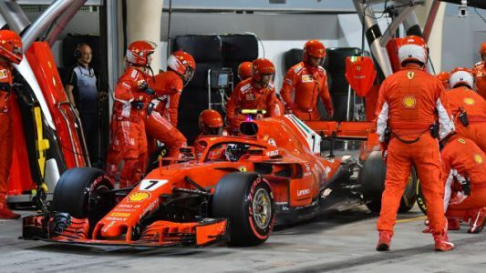 F1 Gives Ferrari Team Huge Fine For Pit Stop That Snapped A Mechanic's Leg