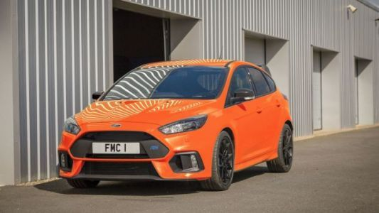 Ford Focus RS Production Will End In April