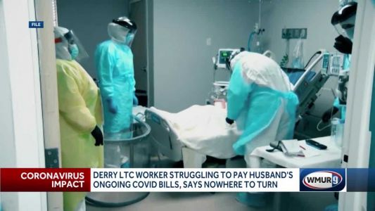 Derry couple struggles to pay thousands of dollars in COVID-related bills