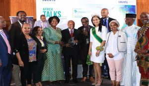 """Ethiopian GCEO Receives """"Most Influential People of African Descent"""" Award Addis Ababa"""