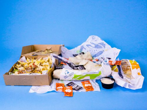 I tried to order everything on Taco Bell's secret menu, and it was a total disaster