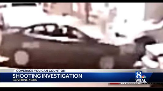 70-year-old man hit by stray bullet in York; police release video of suspect vehicle