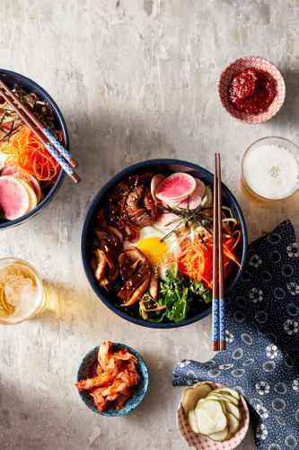 A Brief History of Bibimbap