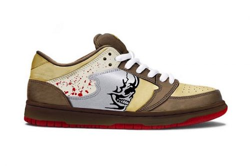 """Warren Lotas Sold Over $10M USD Worth of """"SB Dunk Low Rip-Offs"""""""
