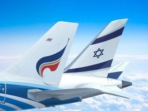 Bangkok Airways and EL AL Israel Airlines announce a new codeshare partnership