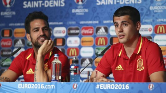 Fabregas, Morata & Spain's all-star XI who will miss World Cup 2018