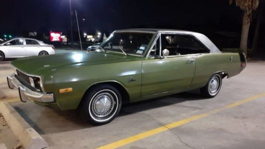 At $8,000, Could This 1972 Dodge Dart Turn You Into A Swinger?