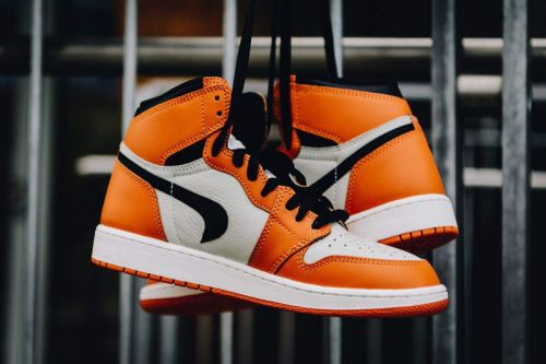 "This Factory Error Air Jordan 1 ""Reverse Shattered Backboard"" Is Selling for $147K USD"