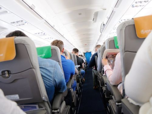 Here's the real reason why it always takes so long to get off the plane after it lands