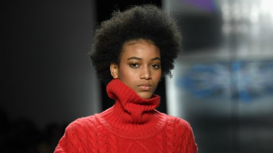 19 Beautiful Natural Hair Moments From the Fall 2018 NYFW Runways