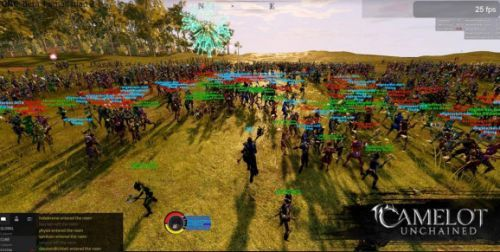 Camelot Unchained isn't in the dark ages anymore after raising $7.5 million