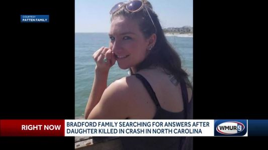 Marine faces charges in crash that killed Bradford woman