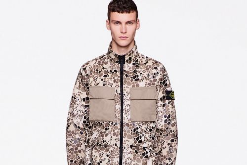 Stone Island Reveals Innovative Spring/Summer 2018 Collection