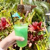 Blue, Boozy, and Blimey - This Secret Menu Drink at Disneyland Is Worth Cheersing To