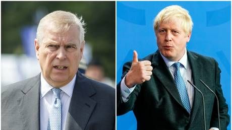 'I saw the good he did for UK business': PM Johnson shields Prince Andrew amid Epstein affair