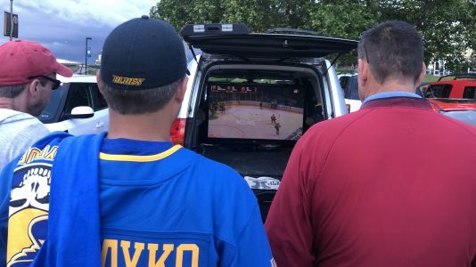Stanley Cup Game 7: Phish, 'Gloria,' a wedding and celebrating the Blues' playoff run