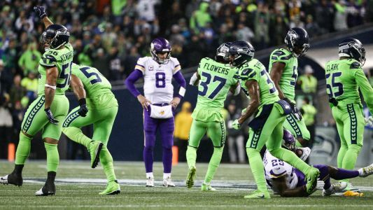 Three takeaways from the Seahawks' dominant win over the Vikings