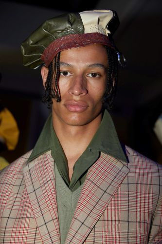 Natural beauty dominated Milan Men's Fashion Week SS20