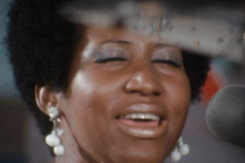 Long-lost Aretha Franklin gospel film is 'Amazing'