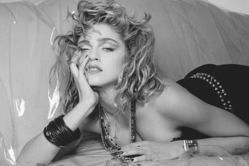 Like a virgin | madonna's 'adore' by kenji wakasugi