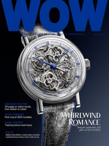 On Newsstands: WOW Spring 2021