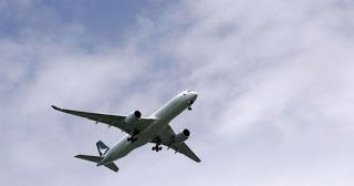 Cathay Pacific 'reasonably optimistic' on outlook after swinging to annual profit