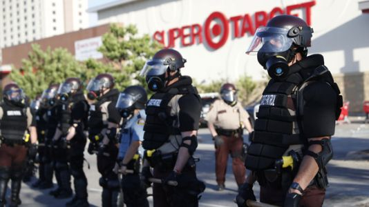 Target Says It Will Temporarily Close Stores In Several States As Protests Continue