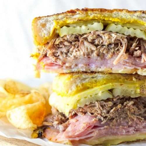 Slow Cooker Cuban Sandwich