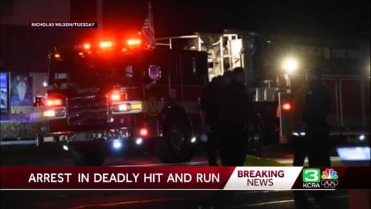 Fairfield man accused of killing bicyclist in hit-and-run crash, police say