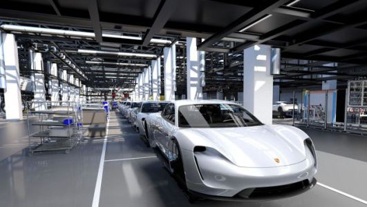 The Porsche Taycan Will Be the Electric Car to Beat